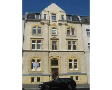 kleine gepflegte 3-Raumwohnung in Haselbrunn in Plauen