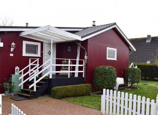 Topgepflegtes Ferienhaus mit Wintergarten und Carport. Ihr Kajütboot wartet schon auf Sie !