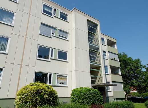 Großzügige & helle 3- bis 4-Zimmer-Wohnung mit zwei Balkonen in ruhiger Lage