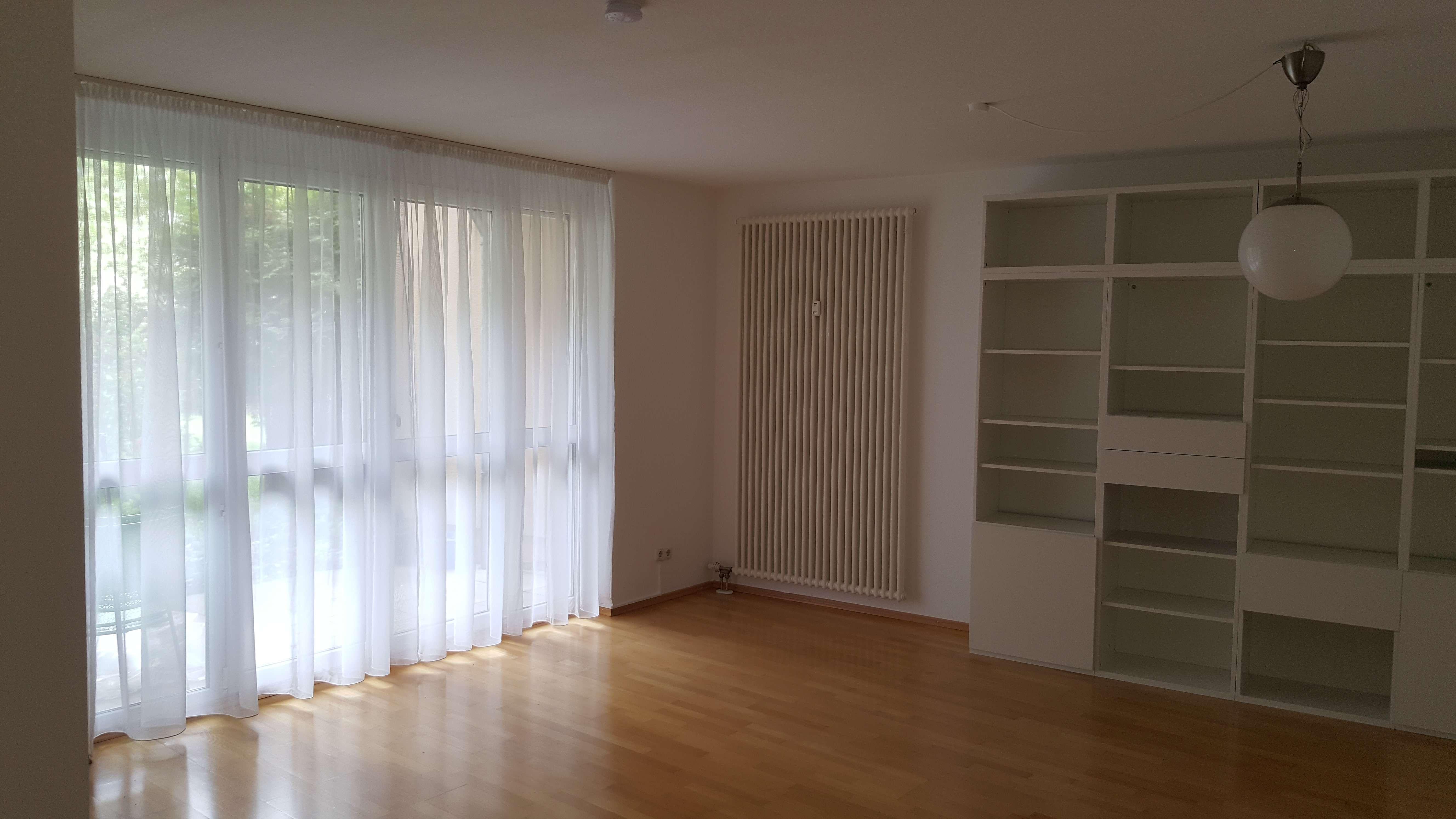 Helle, ruhige 1,5 Zimmer Wohnung in München, Thalkirchen-Obersendling