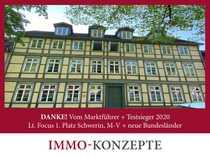 1A-Lage Schelfstadt - TOP-Eigentumswohnung vermietet