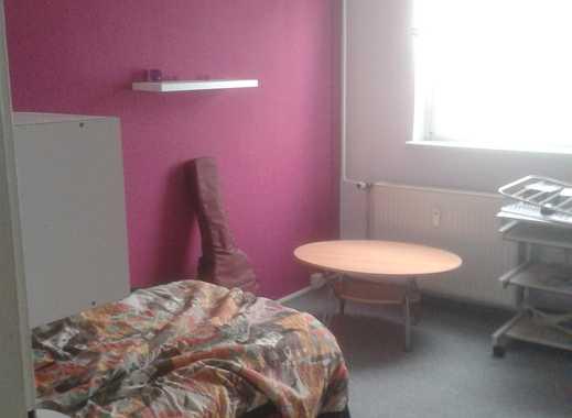 Helle zwei Zimmer Wohnung in Nordhausen, 46 Qm, 2-er WG fähig, Kellerraum