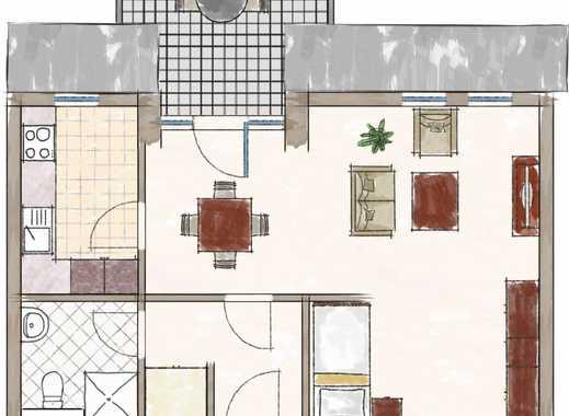 Ein-Zimmer-Wohnung in zentraler Lage von Zeven!