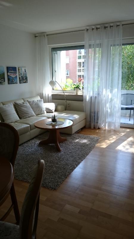 3-Zimmerwohnung in ruhiger aber zentraler Lage in Bruck (Erlangen)