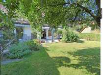 Sonniges Einfamilienhaus mit herrlichem Garten