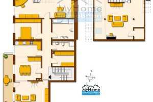 6 Zimmer Wohnung in Bergstraße (Kreis)
