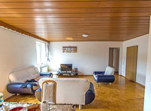 Großzügige 91 m² ETW auf 3 Zimmer verteilt - plus Balkon und Tageslichtbad