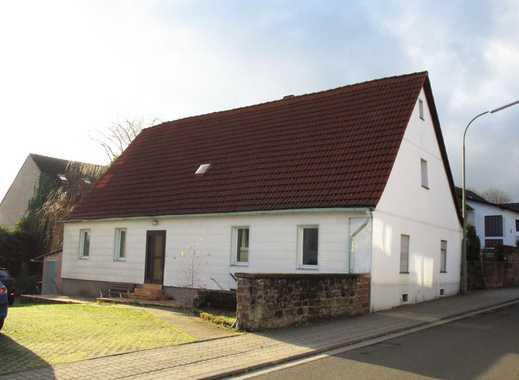 freistehendes einfamilienhaus mit garage fr handwerker - Umwandlung Von Freistehenden Garage In Wohnraum