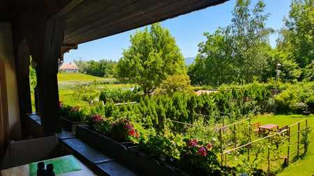 Ruhe- und Naturliebhaber! Idyllische 4 Zimmer Altbauwohnung im Naturschutzgebiet in Wasserburg (Bodensee)