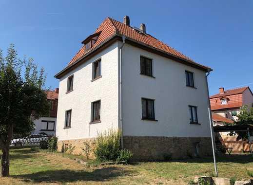 Kranichfeld - gepflegte 2 Zimmer EG Wohnung mit Garten, direkt vom Eigentümer zu vermieten