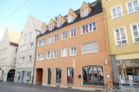 Attraktive 3-Zimmer-Wohnung mit Elektroheizung in Augsburg-Innenstadt
