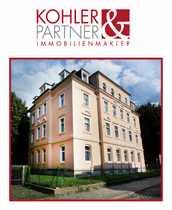Aufgepasst schicke 2-Zimmer-Altbauwohnung mit Balkon