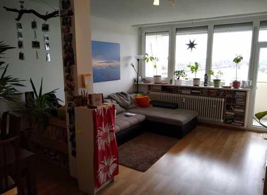 Freundliche 2-Zimmer-Wohnung mit Balkon und Einbauküche in Erlangen