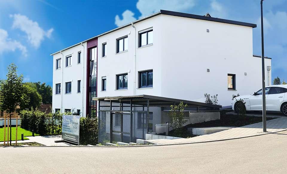 Exclusive Dachterrassen-Wohnung (Whg 7) Erstbezug! in Buch am Erlbach