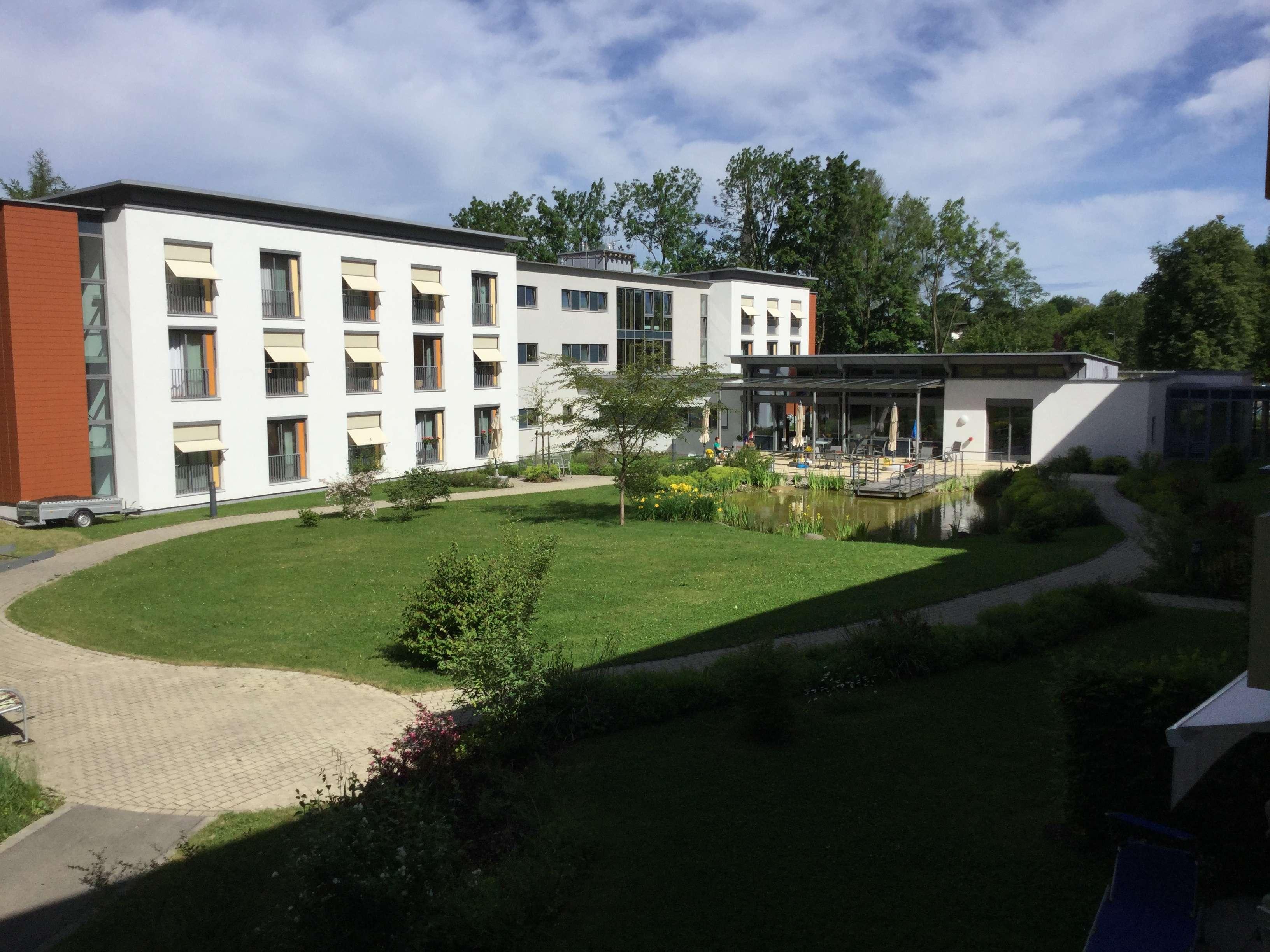 Betreutes Wohnen! Attraktive 3-Zi.Wohnung mit Balkon in Seniorenwohnanlage Kempten-Lenzfried in Engelhalde (Kempten (Allgäu))