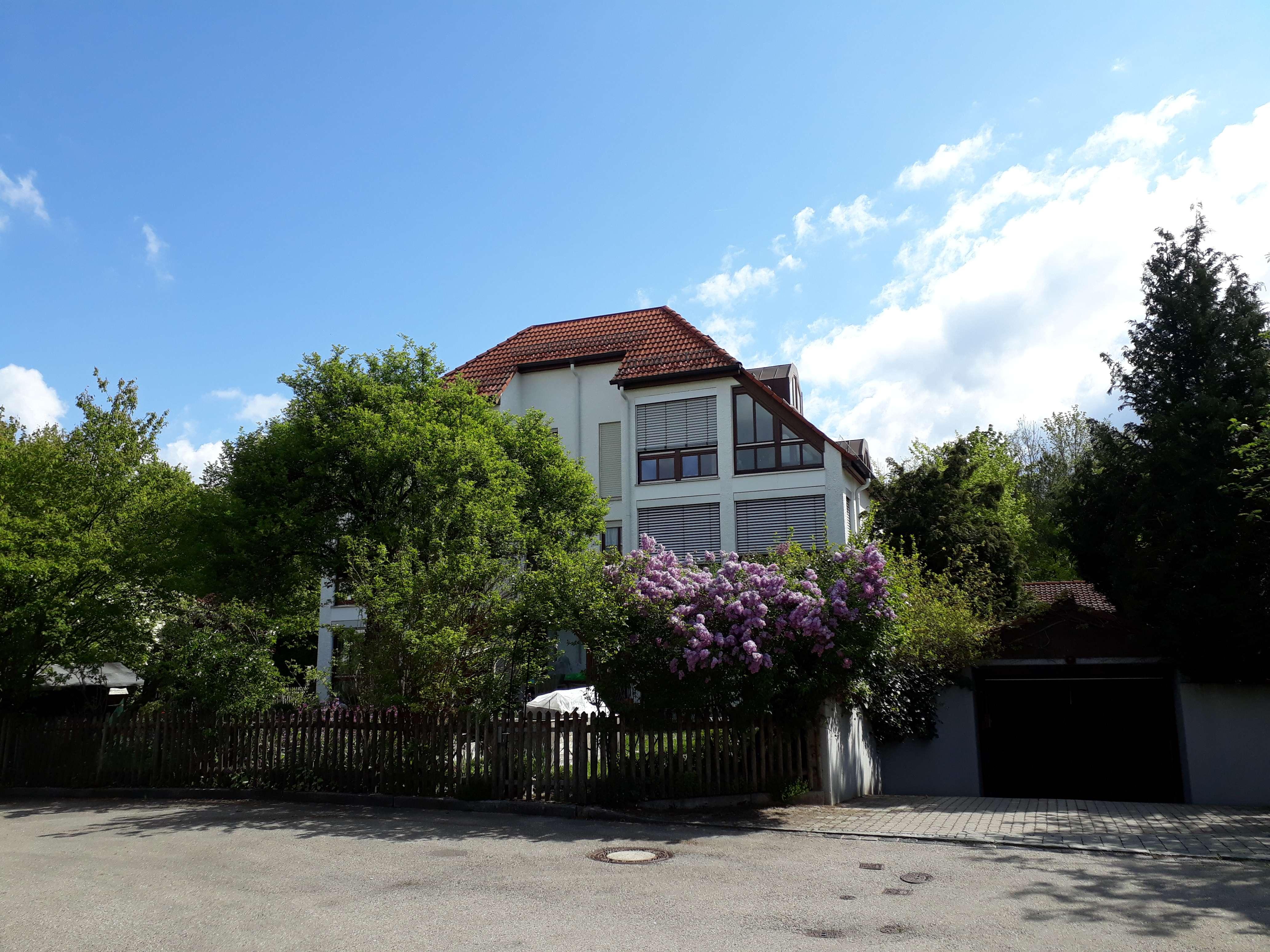 Schöne 3,5-Zimmer-Maisonette-Wohnung Nähe Kuhsee in Hochzoll (Augsburg)