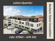 Penthouse im Lehen-Quartier