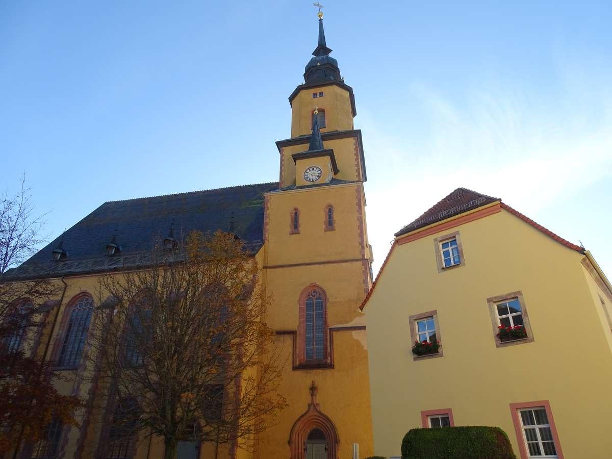 Oederaner Kirche