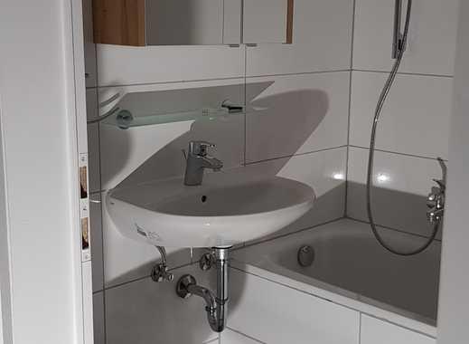 Exklusive, vollständig renovierte 1-Zimmer-Wohnung mit Balkon und Einbauküche in Nürnberg