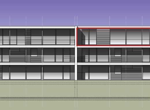 Extravagantes Penthouse mit Weitblick und großzügiger Dachterrasse