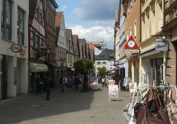 Großzügige Verkaufsfläche in der Fußgängerzone von Kulmbach!