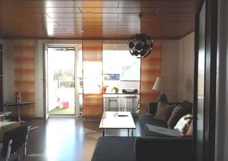 Wohnen auf Zeit in Fürth ! Möblierte 2-ZW ca. 70 qm, Laminat, EBK, Balkon, im 4. OG m. Aufzug in Ronhof / Kronach (Fürth)