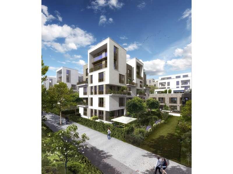 Wie für Sie gemacht - Kompakte 3-Zimmer-Wohnung mit Terrasse direkt am Offenbacher Hafenbecken!