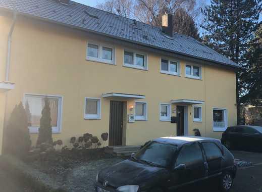 Renovierte und Doppelhaushälfte in Hüllhorst.