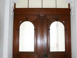 Detail Zugang Haus