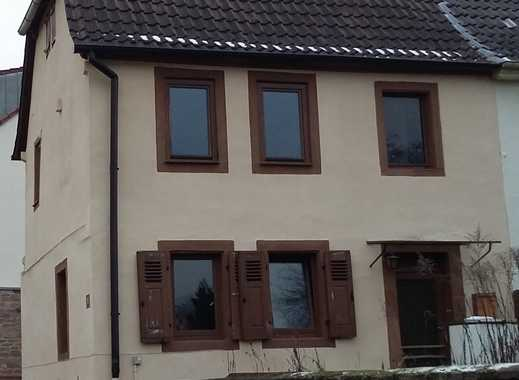 Sanierungsbedürftiges Einfamilienhaus in Winnweiler bestehend mit eigenem Garten