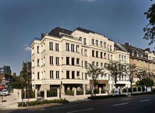 Rheinfront - Golzheim, repräsentative 8-Zimmer-Wohnung mit eigenem Garten
