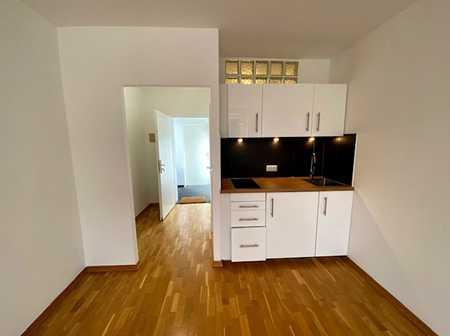 Solln - Top Lage - schönes, helles absolut ruhiges 1 Zimmer Appartment mit Balkon, EBK    FREI in Solln (München)