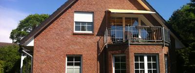 Gemütliche drei Zimmer Wohnung in Rahden-Wehe