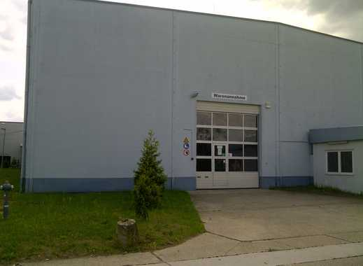 Funktionale, beheizte Lagerhalle direkt an der B1/B5 in Mahlsdorf