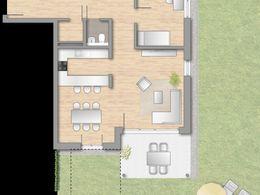 Haus B Whg. 3, EG