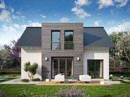 Haus Ansicht Garten