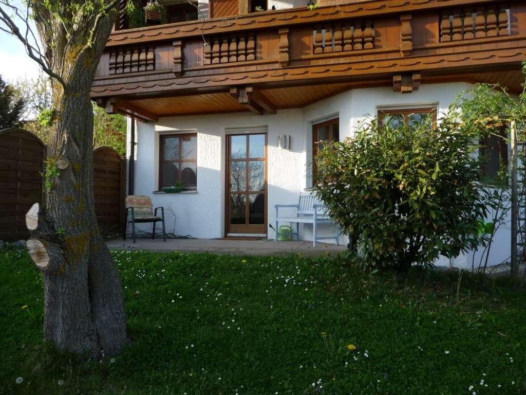 3-Zimmer-EG-Wohnung - VELDEN/VILS - m. Dachstudio - PARKETT in Velden (Landshut)
