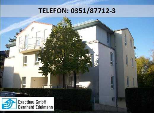Blick ins Grüne! ruhige schöne 2-Zimmer-Wohnung im I. Obergeschoss