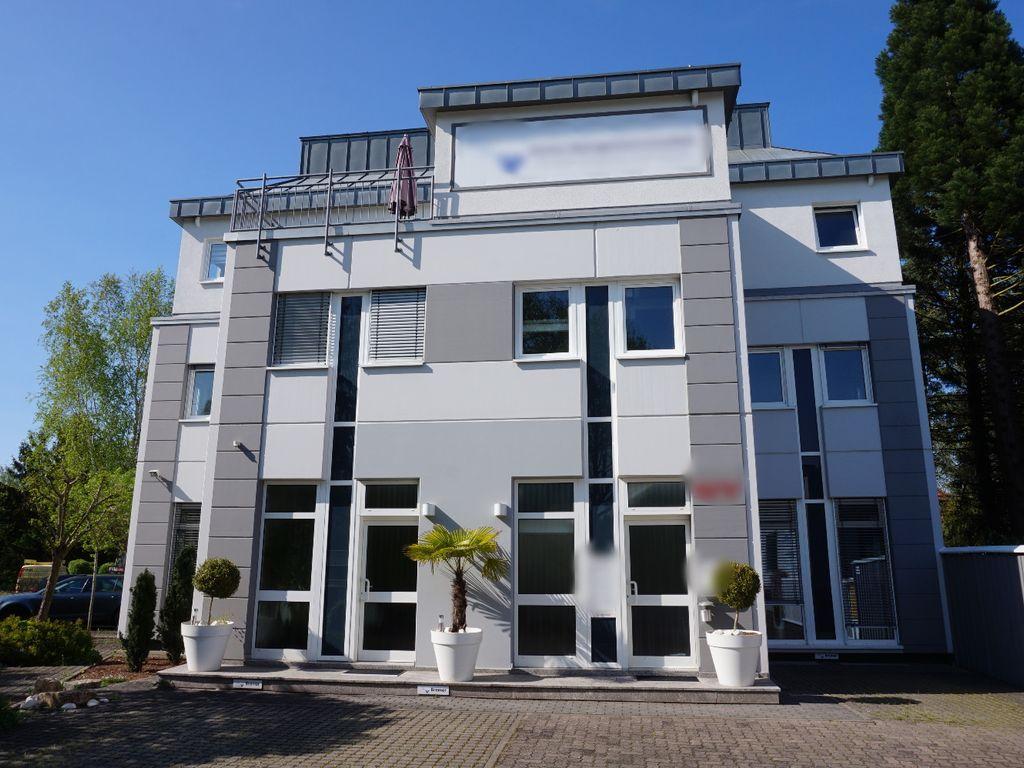 Modernes Geschäfthaus