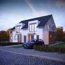 Doppelhaus bauen und passendes Grundstück