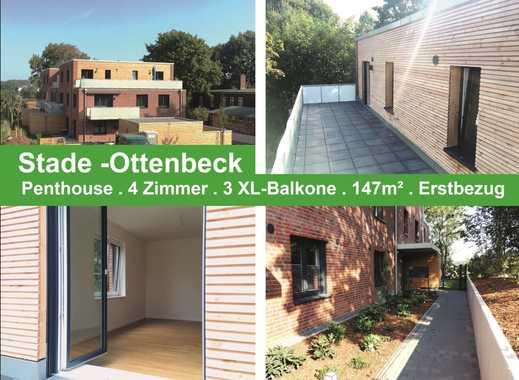 4-Zimmer-Penthouse Stade - Ottenbeck