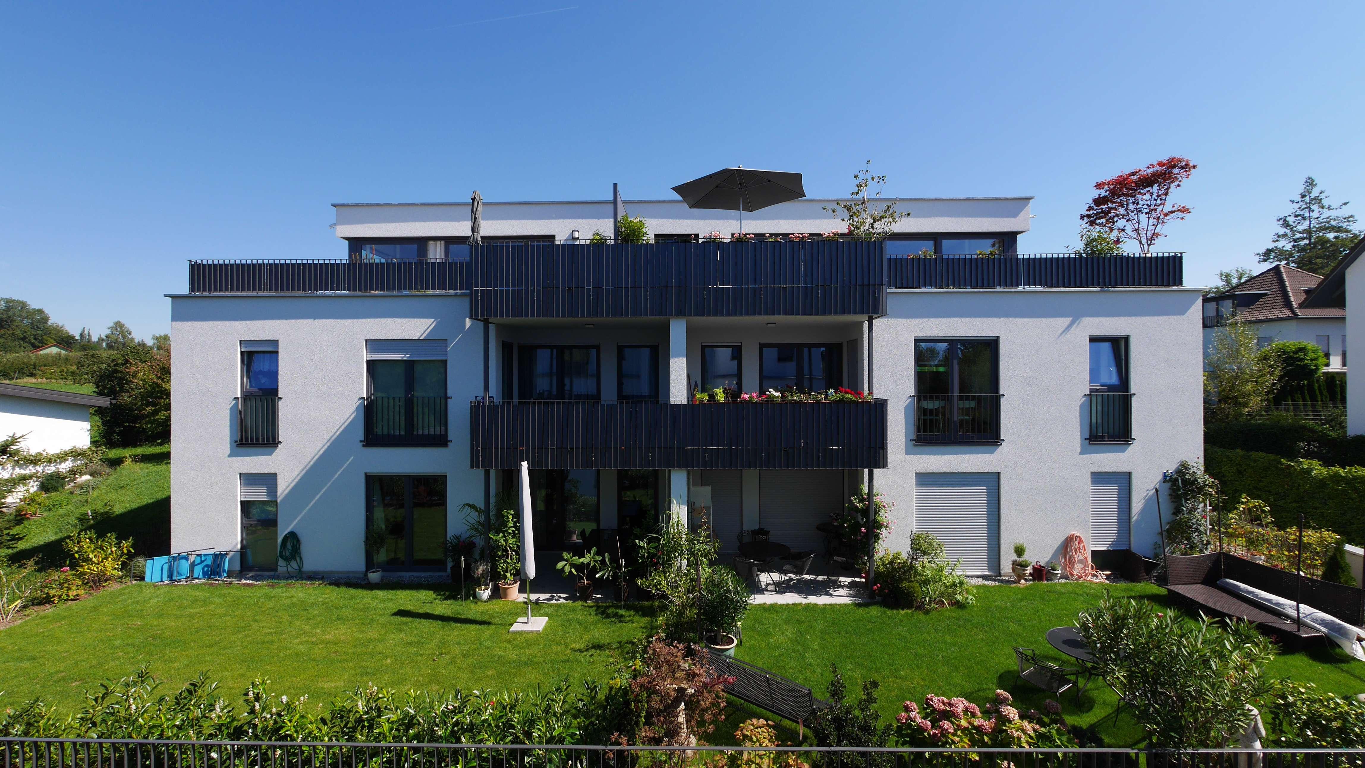 Penthousewohnung mit wunderschöner Dachterrasse