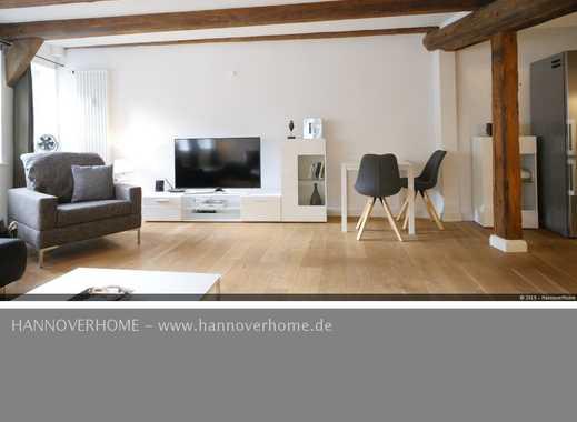 Luxuriöse 2-Zimmer-Wohnung in Hannovers historischer Altstadt mit Internet