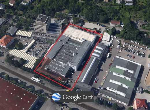 Büro-, Ausstellungs-, Lager- und Produktionsflächen in Stuttgart-Ost/ Wangen