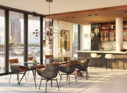COSMOPOLITAN FLAIR FOR COSMOPOLITAN PEOPLE - Penthouse im Herzen Frankfurts