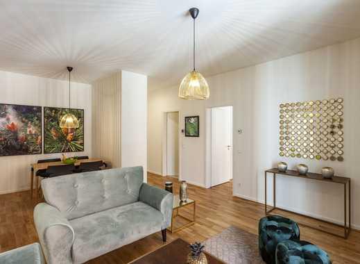 Elegante 3,5-Zimmer-Wohnung mit idealer Raumgestaltung und Loggia im schönen Elbflorenz