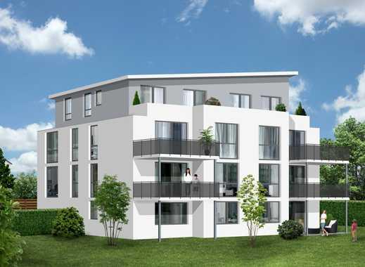 Exklusive Wohnung inkl. Garage, elekt. Rollladen+Aufzug im 6-Fam.-Neubau Haus