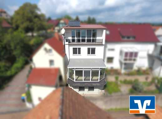 Ruhiges Einfamilienhaus mit Einliegerwohnung