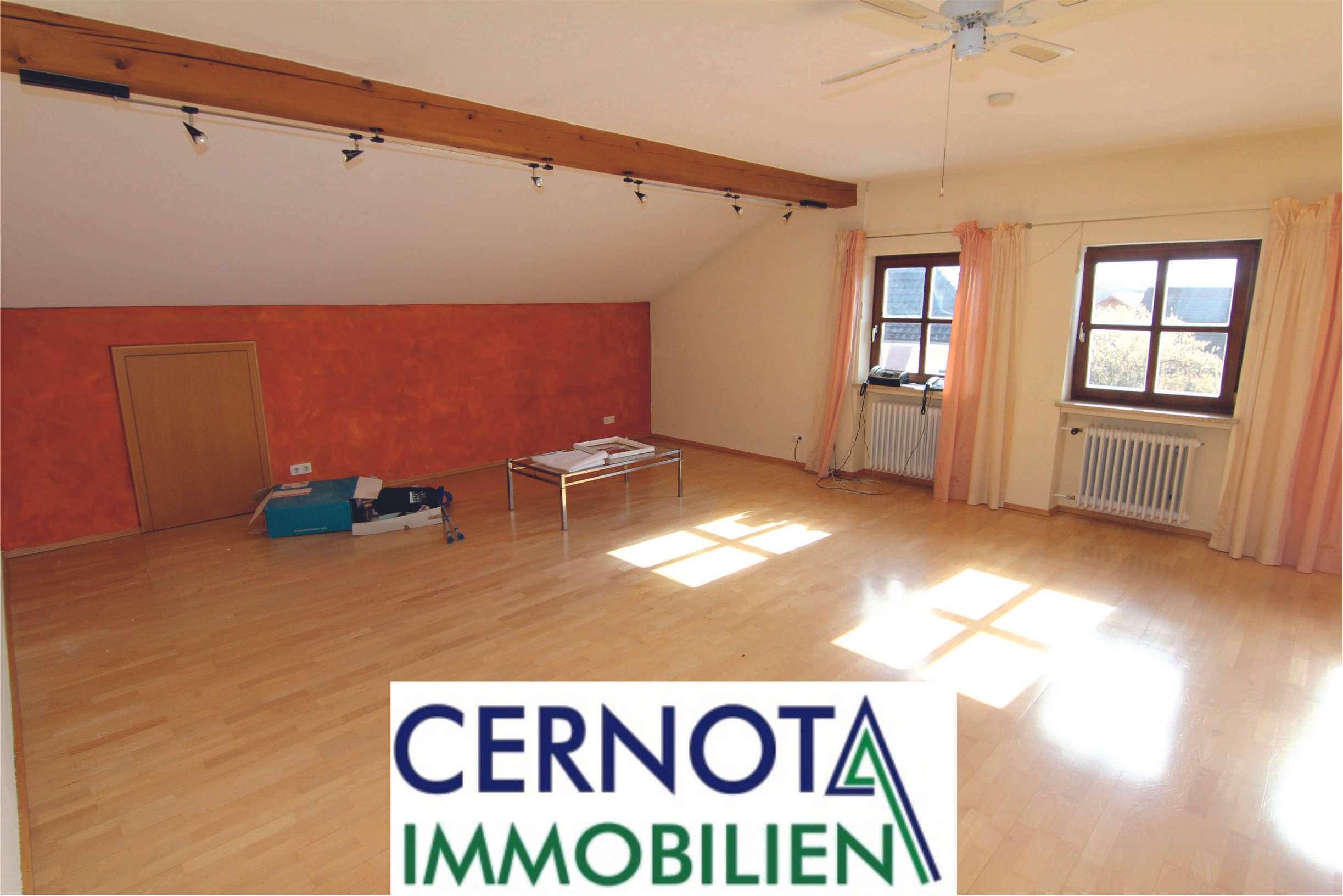 helle 4 Zimmer Dachgeschoss Wohnung in Aigen / Inn - Cernota Immobilien in