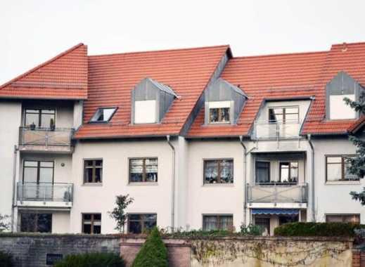 DG-Wohnung in Taucha. Tiefgarage, Einbauküche.